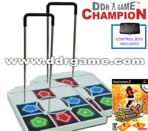 Ddr Mat Pc by In Stock Now 2 X Revolution Ddr Chion