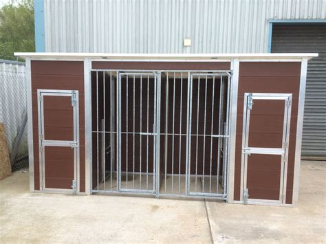 kennels and runs plastic kennel and run