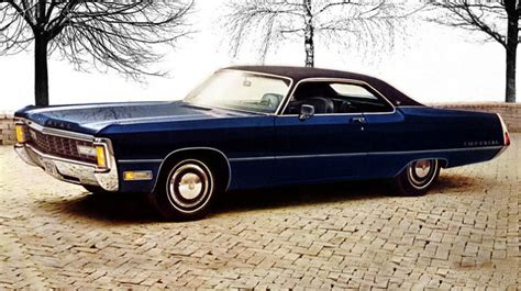 1971 Chrysler Imperial by 1971 Chrysler Imperial Lebaron Coupe Detroit S Finest