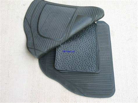genuine cannon high quality thick rubber floor mats for