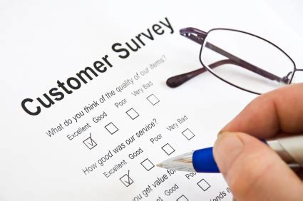 Do A Survey - what can a customer survey do for your business baer performance marketing green