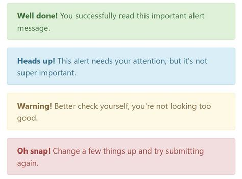 bootstrap notify tutorial bootstrap alert exle