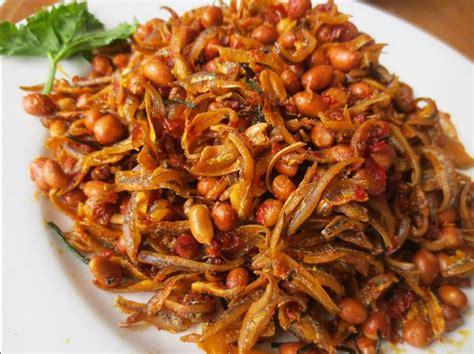 cara membuat nasi goreng ikan teri resep masakan ikan teri kacang renyah resep masakan