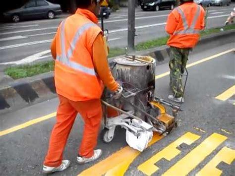 Paku Marka Jalan 3m pengecatan marka jalan doovi