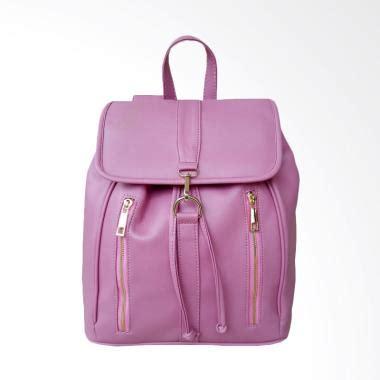 Compa Ol Heptagon Pink Les Catino Tas Wanita Handbag Sling Bag jual tas backpack wanita ransel harga menarik