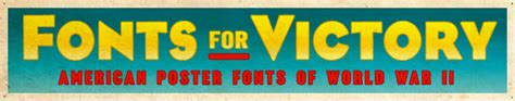 world war 2 typography american poster fonts of world war ii volume 2