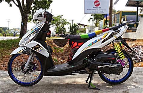 Yamaha Xeon 2010 Keren Velg Mahal 30 gambar modifikasi yamaha mio keren gagah otomotif style