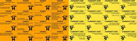community chest cards template pinoypoly chance chest cards by lykwys on deviantart