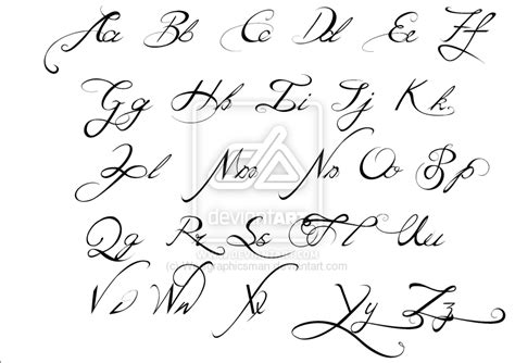 tattoo font running writing script styles house tattoo fonts for men free images