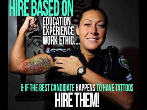 tattoos in the workplace discrimination copy of discrimination