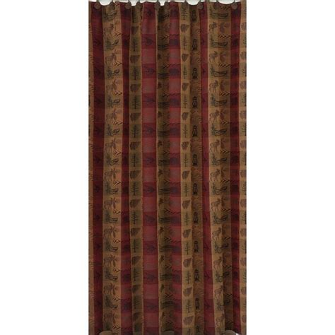 country primitive shower curtains primitive high country shower curtain country village shoppe