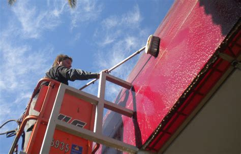 cleaning awning commercial awning cleaning service in phoenix arizona