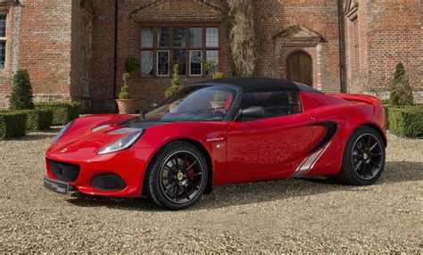 the new lotus lotus announces elise sprint lightweight edition drops