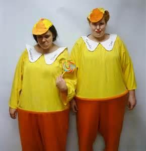 Tweedle Dee And Tweedle Dum Costumes Tweedle Dum Amp Tweedle Dee Costumescreative Costumes