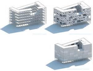 Ek Home Interiors Design Helsinki lan architecture collective housing units begles france