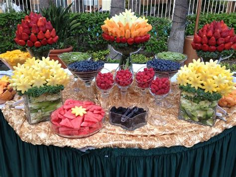 best 25 fruit buffet ideas on fruit tables