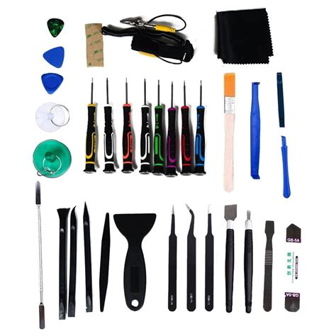 Ot1 4 Pcs Pry Opening Removal Tools 34 pcs universal screen removal professional opening repair tool pry tools u9z7 ebay