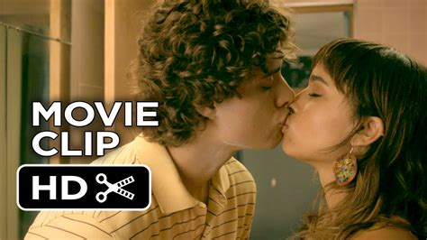 kiss me in the bathroom treading water movie clip bathroom kiss 2015 zo 235
