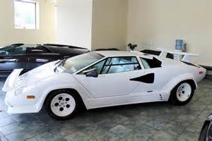 Lamborghini Countach 5000 Find Of The Week 1988 Lamborghini Countach 5000