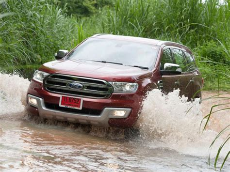 Cover Mobil Ford Everest By Felixs menerkam medan offroad dengan ford everest 2016 review