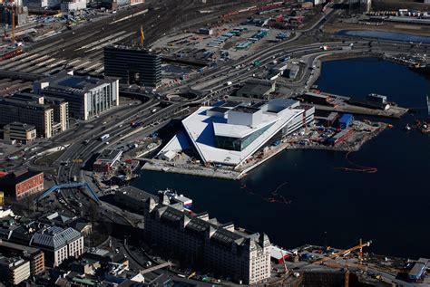 House Plan Gallery Gallery Of Oslo Opera House Snohetta 6