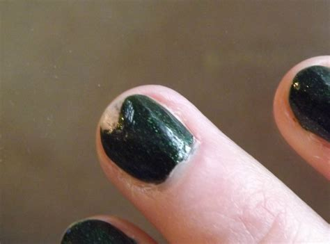 Has Some Messed Up Nails by Perfectly Polished 12 Revlon Quot Forest Quot