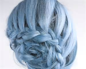 temporary pastel hair color items similar to hair chalk light periwinkle temporary