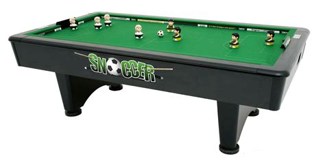 Combination Tables by Snoccer Snooker Soccer Combination Table