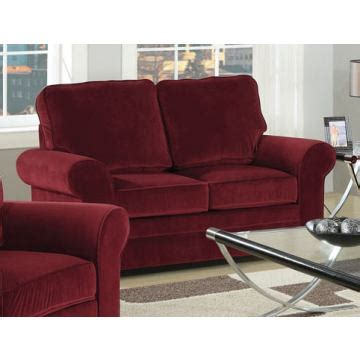 bloombety cheap living room sets with plush sofas where acme chantel plush velvet living room set in red
