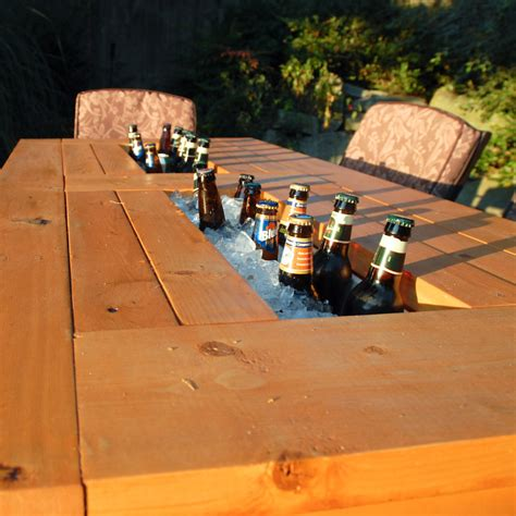 Patio Table Diy by Diy Patio Table 34 Groovy
