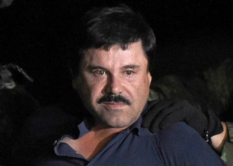 el chapo wanted to make about his