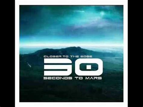 download mp3 closer to edge 30 seconds to mars closer to the edge studio acapella