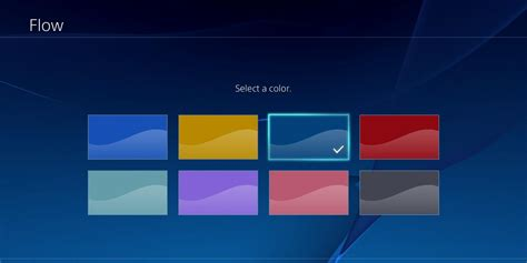 ps4 themes download uk ps4 system software update 2 00 now available to download