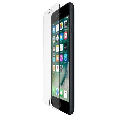 Tempered Glass Iphone 7 iphone 7 tempered glass screen protector belkin target