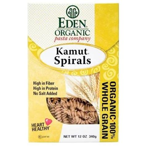 Macroni Spiral 100 Gr buy organic 100 whole grain kamut spirals pasta at well ca free shipping 35 in canada