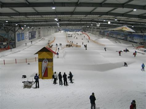 panoramio photo of snow dome inside bispingen germany