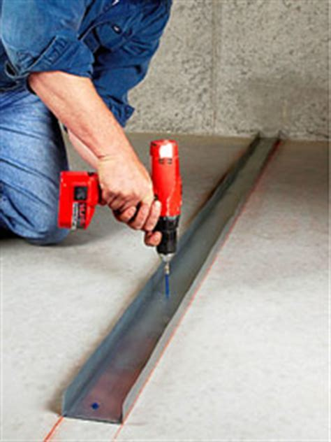 Framing with Metal Studs   How to Install House Doors. DIY
