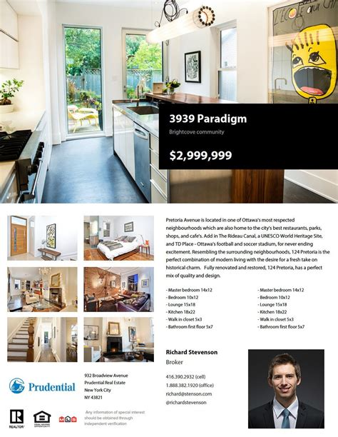 real estate booklet template top 29 real estate brochure templates to impress your clients