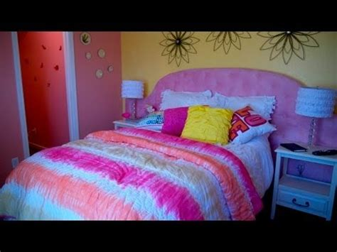 Bethany Mota Room Tour by Room Tour Macbarbie07