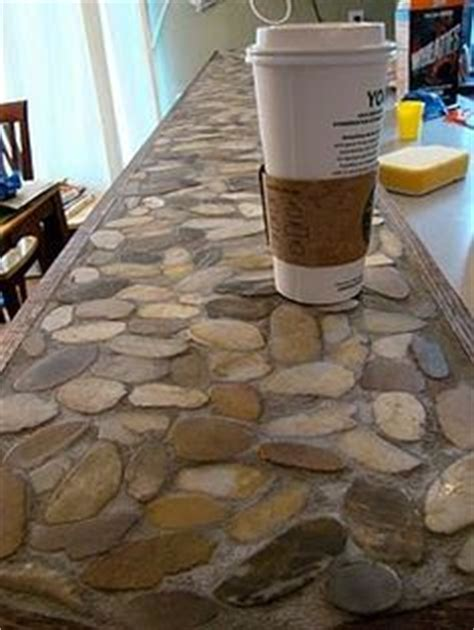 Rock Countertops by 1000 Images About Countertops On Slate