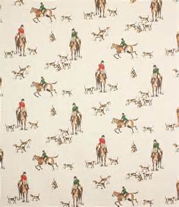 Grey Chenille Upholstery Fabric Hunting Fabric Multi Just Fabrics