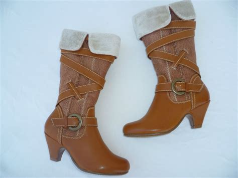 camel boots shoes youth size 9 4 ebay