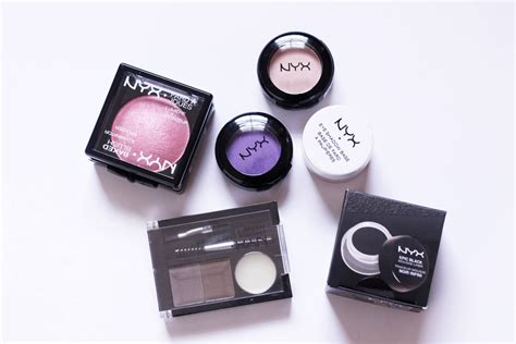 Cosmetics Giveaway - nyx makeup for cheap style guru fashion glitz glamour style unplugged