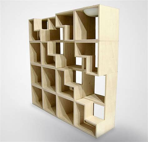 creative bookshelf designs others