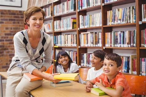 school librarian requirements salary org
