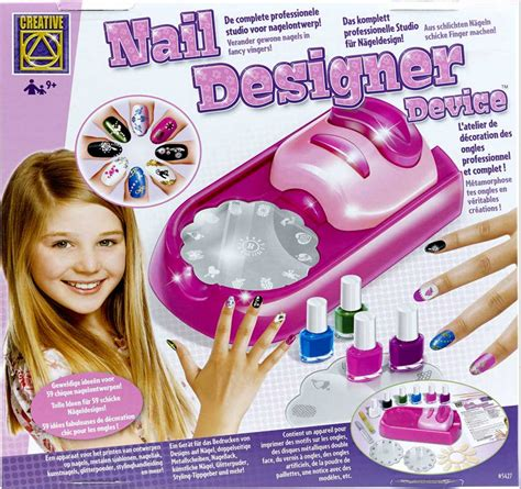 Spelletjes Nagelstudio by Top 10 Cadeau Idee 235 N Voor Mini S Nails To