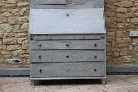 swedish painted furniture 19th century painted swedish secretaire in the gustavian