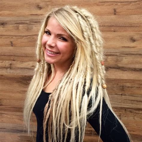 blonde dreadlocks extensions pinterest the world s catalog of ideas