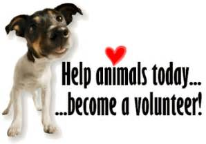 volunteer ramona humane society