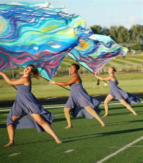 what is a color guard 100 best i drum corps images on winter